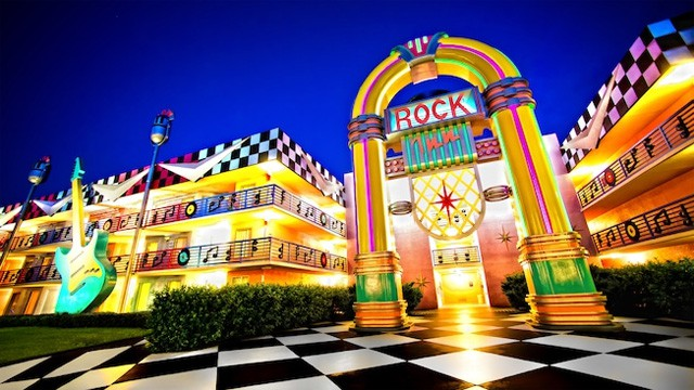 All-Star Music Resort's Check-In Area to Undergo Refurbishment