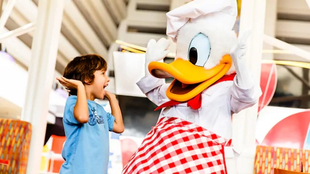 Top 5 Character Meals at Disney World