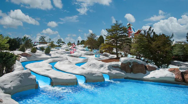 Blizzard Beach will Close due to Cool Weather