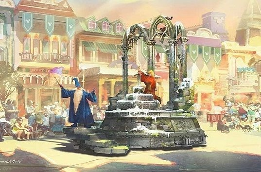 "Sneak Peek of the ""Magic Happens"" Parade Debuting Soon at the Disneyland Resort"