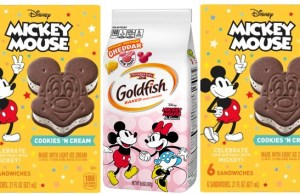 Disney Snacks Make Their Way to Your Local Grocery Store