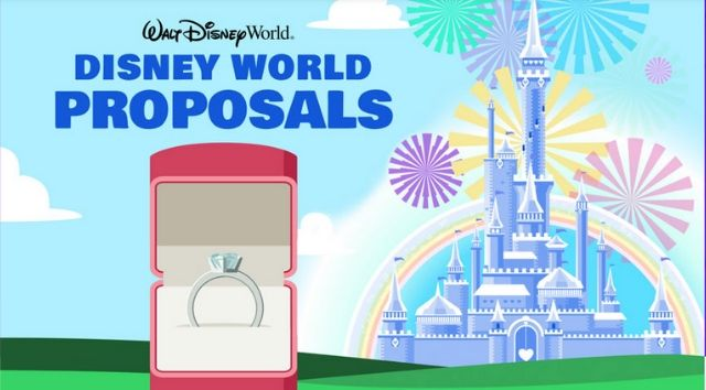 Did You Have a Magical Engagement at Disney World?