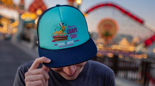 California Adventure Food and Wine Festival Merchandise Preview