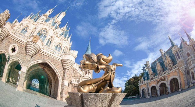 Tokyo Disney Extends Closure (Again)