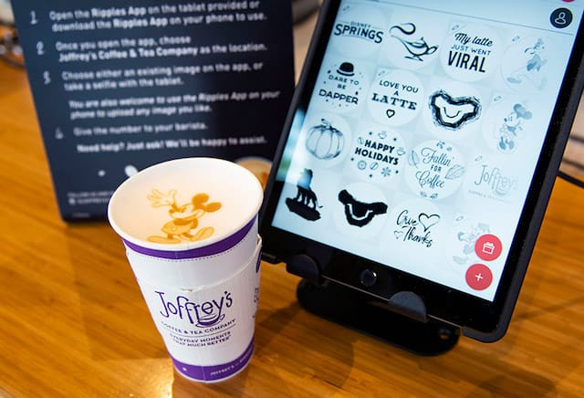 New! Magical Brews From Joffrey's Coffee & Tea At Disney Springs