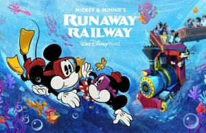 Media Event for Mickey and Minnie's Runaway Railway will Impact Hollywood Studios Operations