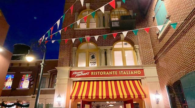 Mama Melrose's Ristorante Italiano Review