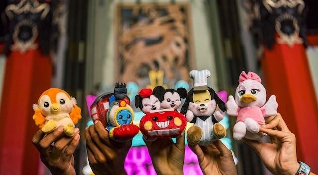 Sneak Peak of Mickey and Minnie's Runaway Railway Merchandise