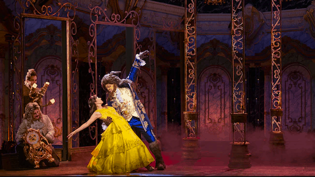 'Be Our Guest' For A Virtual Viewing Of Disney Cruise Line's Beauty and the Beast