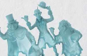 New: Haunted Mansion Hallmark Ornament