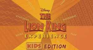 Lion King Experience Free At-Home Learning