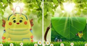 New Bug's Life Loungefly Backpack Sneak Peek