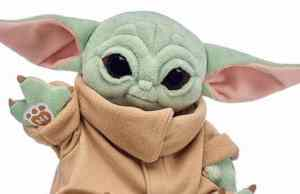 """The Child"" (Baby Yoda) is Now Available at Build-A-Bear!"