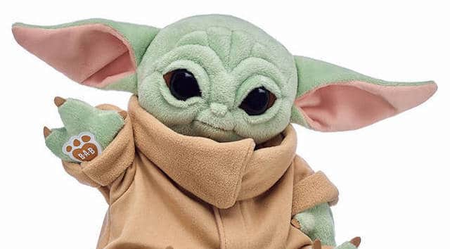 """""""The Child"""" (Baby Yoda) is Now Available at Build-A-Bear!"""