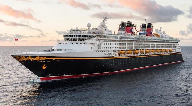 Disney Cruise Line Suspends Disney Magic Sailings into Summer