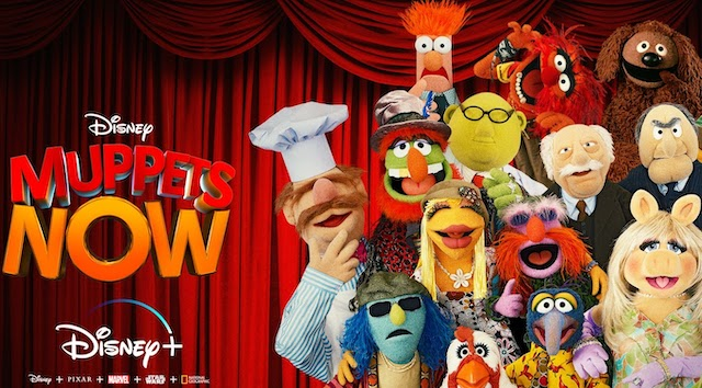 "Date Set for ""Muppets Now"": Coming Soon to Disney+"