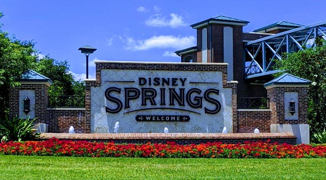 Several Disney Springs Restaurants Remove Menu Items for Reopening