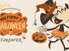 Disney Shares Disney Magic to Celebrate Halfway2Halloween