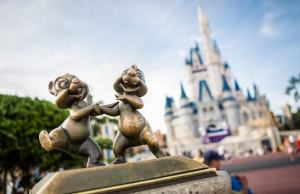A Disney Park is Fully Booked For Month of July for Annual Passholders