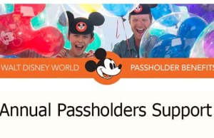 Annual Passholders With Resort Reservations Not Limited on Days