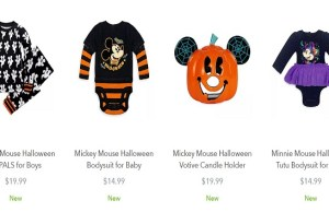 Halloween Merchandise Now Available on shopDisney.com