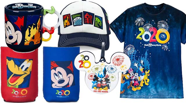 2020 Disney World Merchandise is Buy One Get One Free!