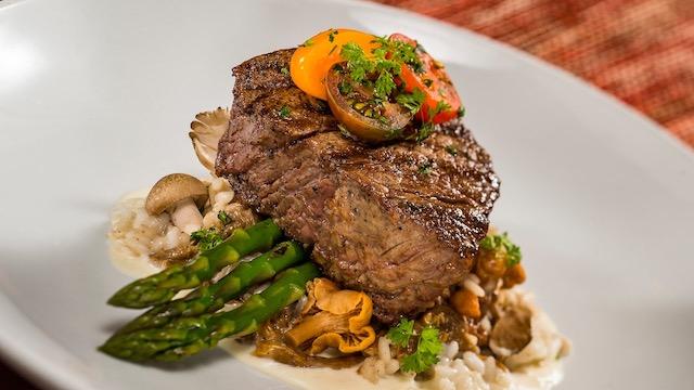 Le Cellier steak