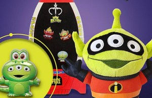 ShopDisney Announces Toy Story Alien Pixar Remix Collection