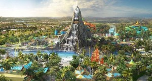 Volcano Bay Reopens Punga Racers as a Body Slide