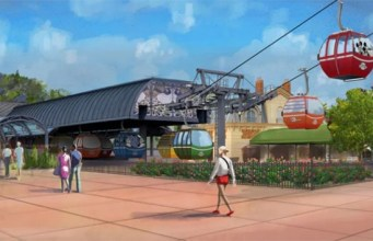 A Disney Skyliner Skeptic Comes Around
