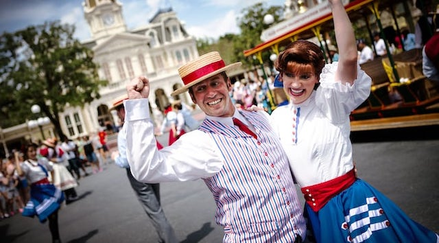 Which Disney Park Was Voted Best Theme Park in the World?