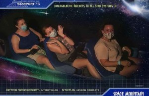 Guests May Not Receive PhotoPass Photos for Walt Disney World Rides