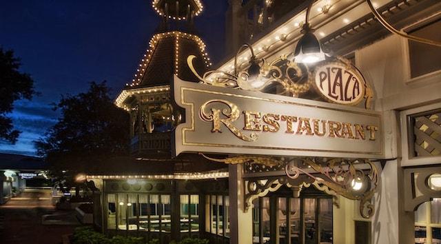 The Plaza Restaurant at Magic Kingdom Review