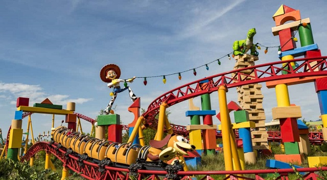 Disney Gives a Behind the Scenes Look at Toy Story Land