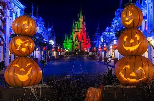 Park Reservations No Longer Available on Halloween for Annual Passholders