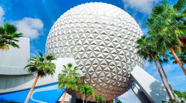 Video- Behind the Scenes Look at Prism Pylon Installation at Epcot