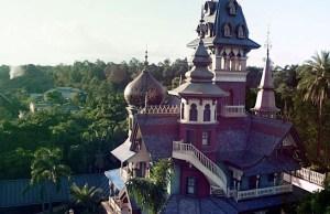 Take a Mystifying Ride on Mystic Manor at Hong Kong Disneyland