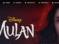 Live Action Mulan to Come to Disney+ for Free!