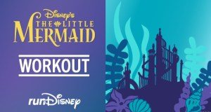 runDisney Shares Cross-Training Workout: The Little Mermaid