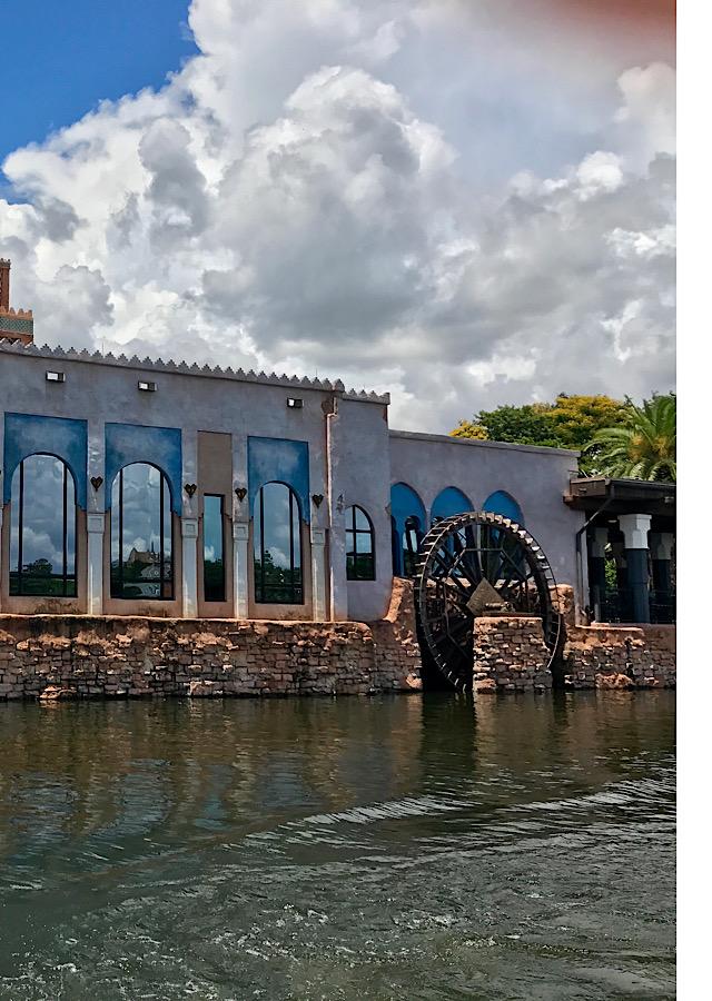 disney has taken over morocco pavilion