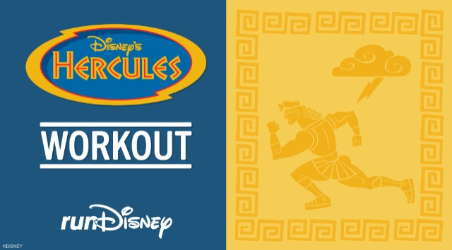 Check out the Next runDisney Cross Training Workout