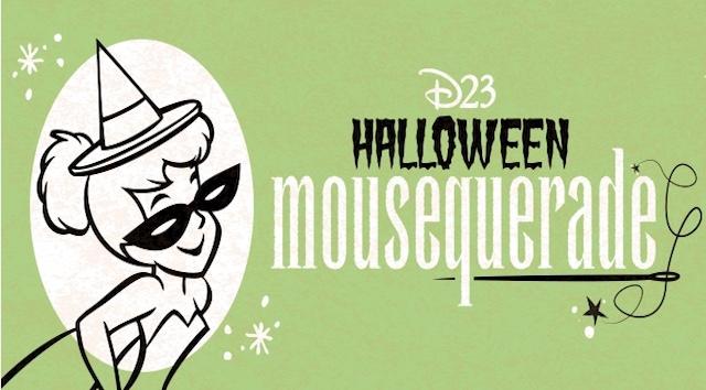 D23 Hosts New Virtual Halloween Costume Contest!
