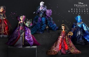 Exciting New Limited Edition Villain Dolls are on the Way