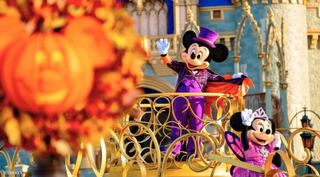 NEWS: Great Halloween Entertainment Returning to Disney World this Fall