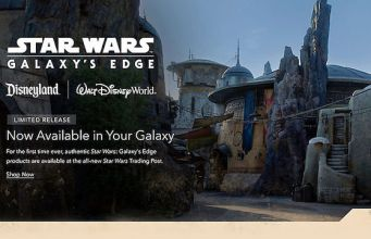 New Merchandise From Star Wars Galaxy's Edge Now Available