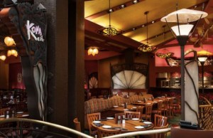 Review of Kona Cafe Breakfast at Disney World's Polynesian Resort