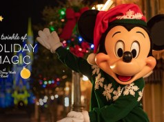 More Details about Christmas at Disney World Announced!