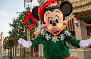 BREAKING: Disney Announces Plans for Christmas Party and Candlelight Processional