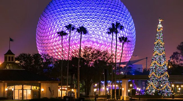 YUM! Epcot's International Festival of the Holidays food booths are coming!