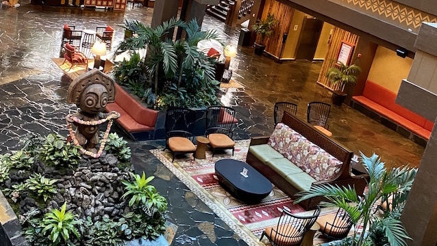 See First Look of Disney's Polynesian Village Resort Refurbishment!